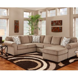 AF3050-Jesse Cocoa Sectional