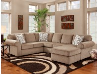 AF3050-Jesse Cocoa (Sectional)