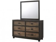 IBHG100DR/MR-Dresser & Mirror