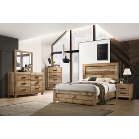 IBC8311A-Distressed Rustic (Queen 5-PC)