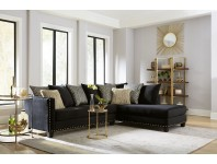 NCU3079-Jet Black (Sectional)